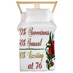Exciting 76th Twin Duvet