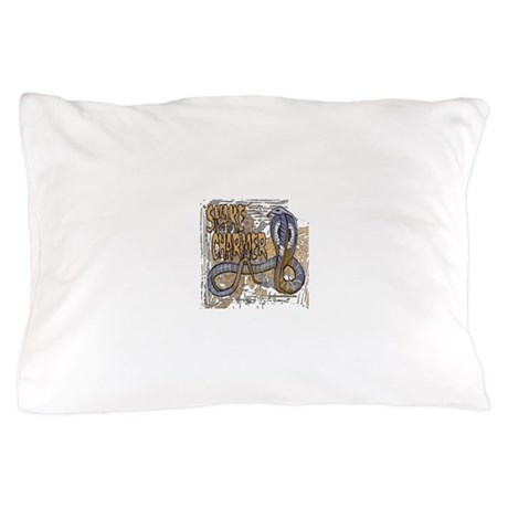 Snake Charmer Pillow Case