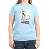 Cute Greyhound  T-Shirt