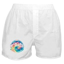 Mt. Rainier Old Circle Boxer Shorts
