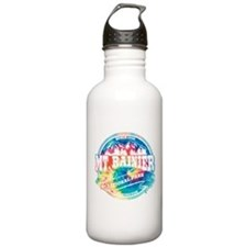 Mt. Rainier Old Circle Water Bottle