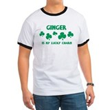 Cute Ginger design T