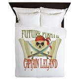 Captain Leland Queen Duvet