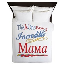 Incredible Mama Queen Duvet