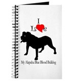 Alapaha Blue Blood Bulldog Journal