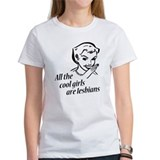 All Cool Girls are Lesbians Tee