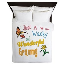 Wild Wacky Grammy Queen Duvet