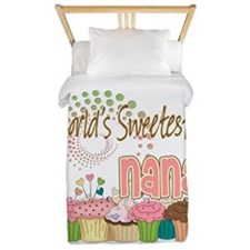World's Sweetest Nana Twin Duvet