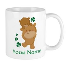 Personalized Irish Bears Mug