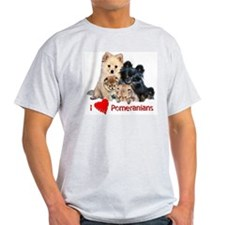 I_love_poms_300 T-Shirt