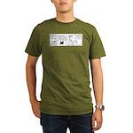First Class Organic Men's T-Shirt (dark)