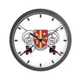 Cute Ust fencing Wall Clock