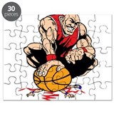 Basketbal Attitude Puzzle