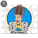 Just Play Football Puzzle