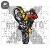 Dirt bike wrap Puzzles