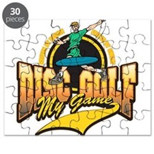 Disc Golf My Game Puzzle
