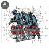 SWAT We Make House Calls Puzzle