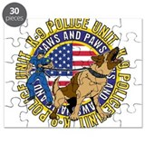 K9 Jaws and Paws Puzzle