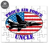 Cool Military uncle Puzzle