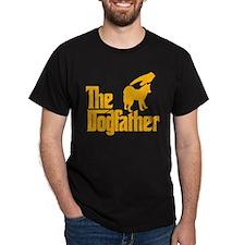 Alaskan Klee Kai Black T-Shirt