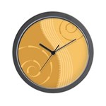 Trendy Abstract Wall Clock
