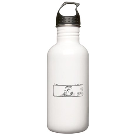 Being Green Stainless Water Bottle 1.0L