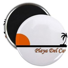 "Cool Playa del carmen 2.25"" Magnet (10 pack)"