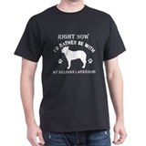 Belgian Laekenois Dog Breed Designs T-Shirt