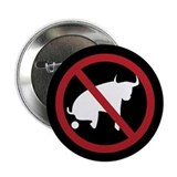 "No BS 2.25"" Button (10 pack)"