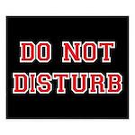 Do Not Disturb King Duvet