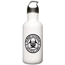 Zombie Outbreak Tactical unit Water Bottle