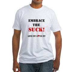 Embrace The Suck Men's T-shirt