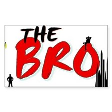 the bro Decal