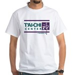 TCCM Retro/Play White T-Shirt