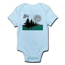 UFO HUNTER Infant Bodysuit