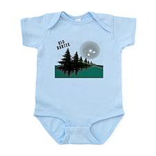 UFO HUNTER Infant Bodysuit