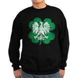 Irish Polish Heritage Sweatshirt