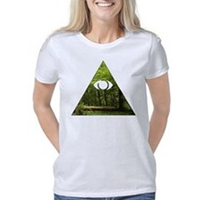 HG Keep calm Organic Women's T-Shirt (dark)
