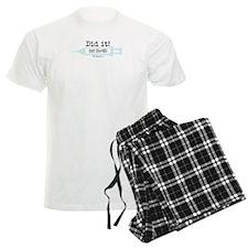 Did it! RN Graduate 2012 Pajamas