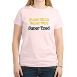 Cute Super wife T-Shirt