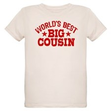 World's Best Big Cousin T-Shirt