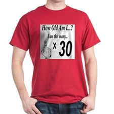 Cute Thirty years old T-Shirt