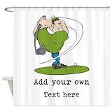 golf_cartoon_custom_text_ ...