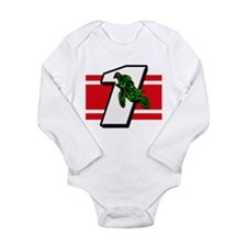 RV1Bike Long Sleeve Infant Bodysuit