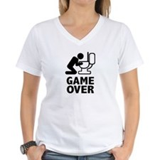 Alcohol puke toilet Shirt