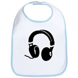 Headphones Bib