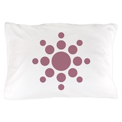 Sun Symbol Pillow Case