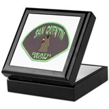 San Quentin Death Row Keepsake Box
