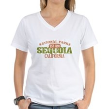 Sequoia National Park CA Shirt