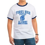 Unique Forks high school T